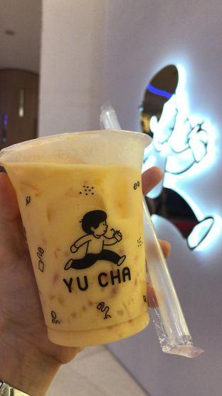 Foto 2 - Makanan(Mango pomelo sago) di Yu Cha oleh Pengembara Rasa