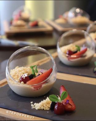 Foto review Makaron - Hotel Pullman Thamrin oleh Tepok perut 3