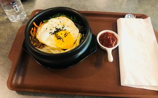 Foto 2 - Makanan(Bibimbap) di Mukbang Kitchen & Coffee oleh Marina Fransiska Agustin