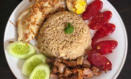 Nasi Campur Khas Bangka Alu