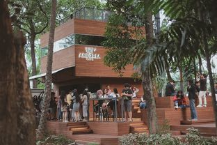Foto 1 - Eksterior(Arborea by @vanessagnes_) di Arborea Cafe oleh Vanessa Agnes