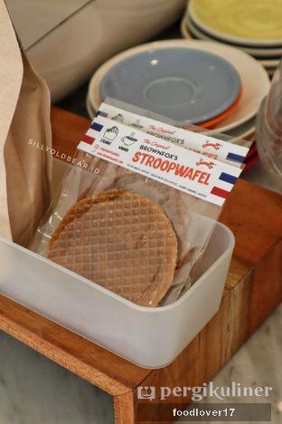 Foto review BROWNFOX Waffle & Coffee oleh Sillyoldbear.id  18