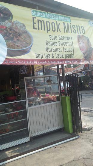 Foto 1 - Interior di RM Betawi Mpo Misna oleh Review Dika & Opik (@go2dika)