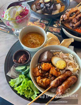 Foto 2 - Makanan di Sate Khas Senayan oleh bataLKurus