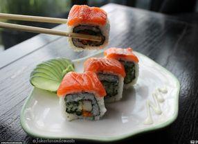5 Sushi Murah di Bandung yang Kualitas Rasanya Boleh Diadu
