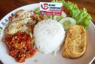 Foto 4 - Makanan di Ayam Rempong oleh Andin   @meandfood_