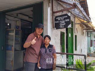 Foto 5 - Eksterior(bersama Ibu Tum) di Warung Ibu Tum oleh Tirta Lie
