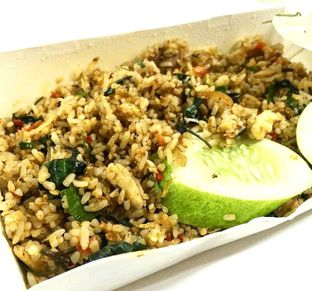 Foto - Makanan(Brandal Level 3) di Nasi Goreng Mafia oleh Magdalena Fridawati