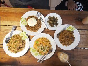 Foto 1 - Makanan di Nasi Goreng Mafia oleh Aditia Suherdi