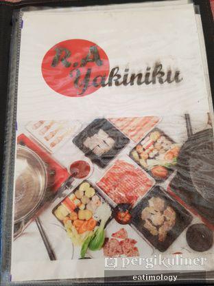 Foto review R.A Yakiniku oleh EATIMOLOGY Rafika & Alfin 5