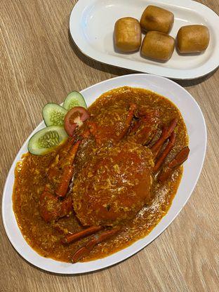 Foto 2 - Makanan di Rezeki Seafood oleh Levina JV (IG : @levina_eat & @levinajv)