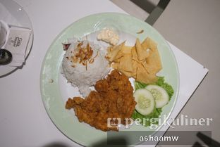 Foto 5 - Makanan(Nasi Ayam Goreng Crispy Mayo) di Warung Kemuning oleh Asharee Widodo