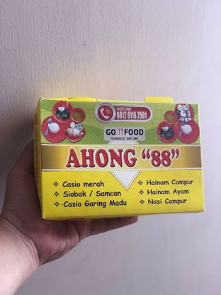 Foto 1 - Makanan di Ahong 88 oleh IG @riani_yumzone
