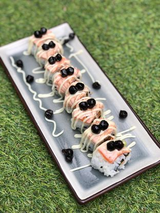 Foto 4 - Makanan di Baiza Sushi oleh feedthecat