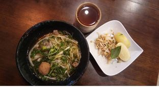 Foto 2 - Makanan(sanitize(image.caption)) di Pho Ngon oleh mftravelling