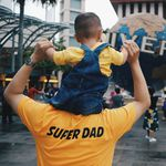Foto Profil Super Dad