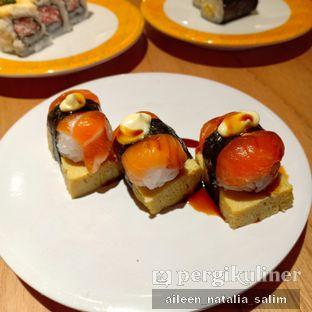 Foto 1 - Makanan di Tom Sushi oleh @NonikJajan
