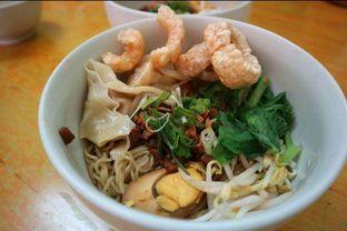 Foto 1 - Makanan di Bakmi Bebe oleh heiyika