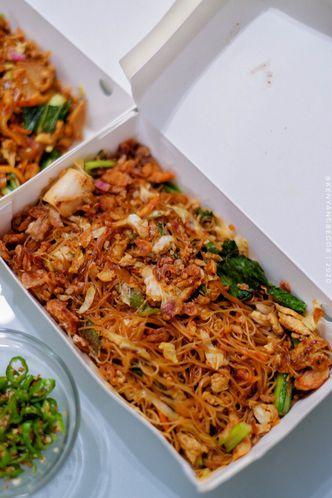 Foto Makanan di Nasi Goreng Djatinegara