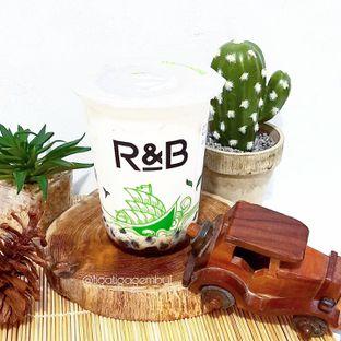Foto review R&B Tea oleh Steven (IG: @tigatigagembul) 1