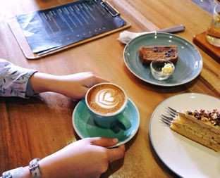 Foto review Six Ounces Coffee oleh Eka M. Lestari 1