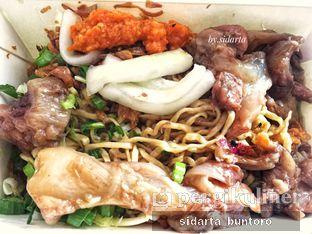 Foto 1 - Makanan di Pangsit Mie & Lemper Ayam 168 oleh Sidarta Buntoro