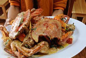 Foto Stupid Crab