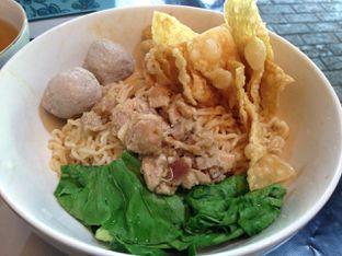 Foto - Makanan(Mie Ayam Komplit) di Mie Ayam Gamat oleh awakmutukangmakan