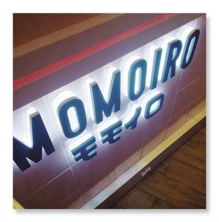 Foto review Momoiro oleh Rizki Ayu Marya 4