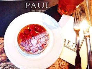 Foto review Paul oleh Priscilia Diandra 2