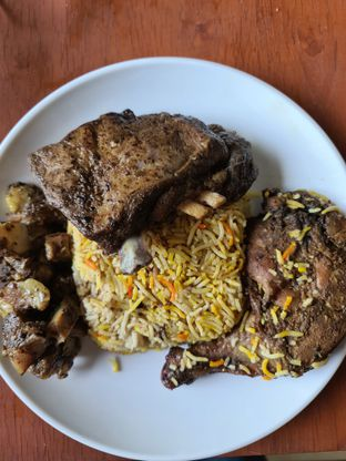 Foto 1 - Makanan di Kebuli Ijab Qabul oleh vio kal