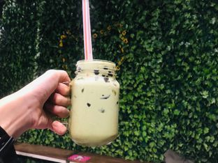 Foto 7 - Makanan(Matcha Latte With Bubble) di nominomi delight oleh Levina JV (IG : levina_eat )