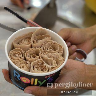 Foto 4 - Makanan di Rolly's Thai Ice Cream oleh Darsehsri Handayani
