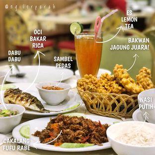 Restaurant Sarang Oci, Kelapa Gading - Lengkap: Menu
