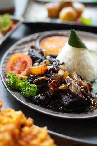 Foto 2 - Makanan di Amertha Warung Coffee oleh @Sibungbung