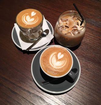 Foto Makanan di Nitro Coffee
