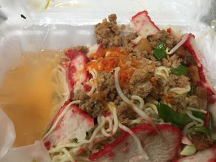 Foto 2 - Makanan di Bakmi Ponti Achoi oleh Yohanacandra (@kulinerkapandiet)