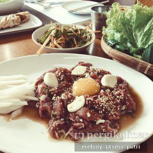 Foto 2 - Makanan(yukhoe) di Saeng Gogi oleh Melody Utomo Putri