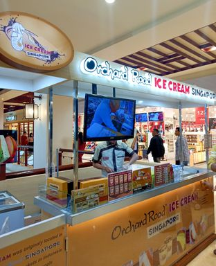 Foto review Orchard Road Ice Cream Singapore oleh kezia  stefana 1