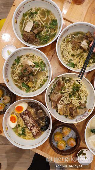 Foto 1 - Makanan di Golden Lamian oleh Saepul Hidayat