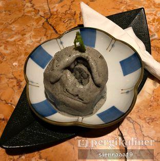 Foto 4 - Makanan(black sesame gelato) di Fujin Teppanyaki & Japanese Whisky oleh Sienna Paramitha