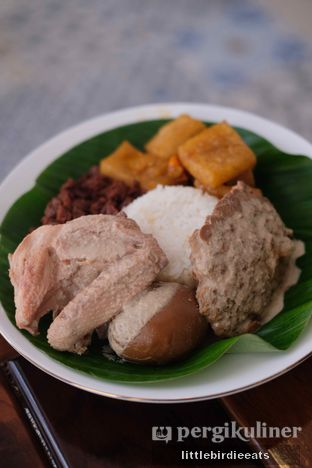 Foto 1 - Makanan di Gudeg Sagan oleh EATBITESNAP // Tiffany Putri