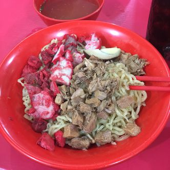 Foto Makanan di Bakmie Medan 168 Aek Eddy