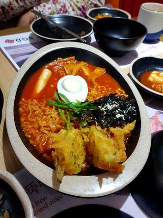 Foto Makanan di SGD The Old Tofu House