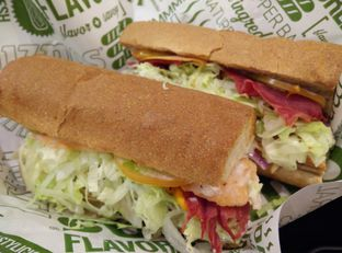 Foto review Quiznos oleh thomas muliawan 3