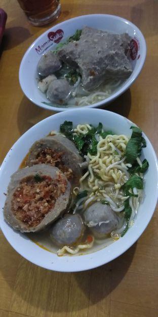 Foto 2 - Makanan di Bakso Bintang oleh Devi Renat