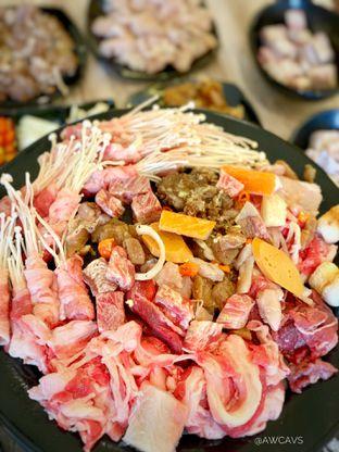Foto 2 - Makanan di Wang-Gwan Shabu & Grill oleh awcavs X jktcoupleculinary