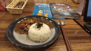 Foto - Makanan(Chicken Katsu Curry) di Kyoto Gion Cafe oleh Ryan Vol