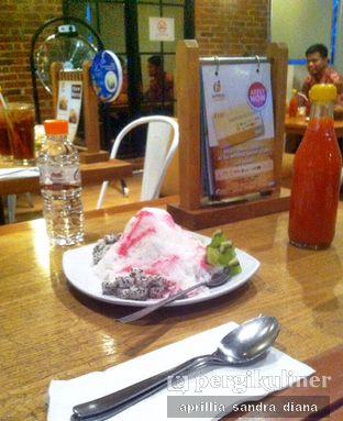 Foto 2 - Makanan(Fruity Snow Ice) di Imperial Cakery & Cafe oleh Diana Sandra