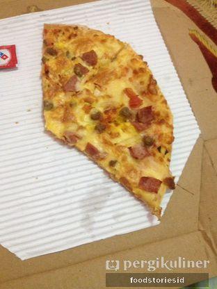 Foto - Makanan di Domino's Pizza oleh Farah Nadhya | @foodstoriesid